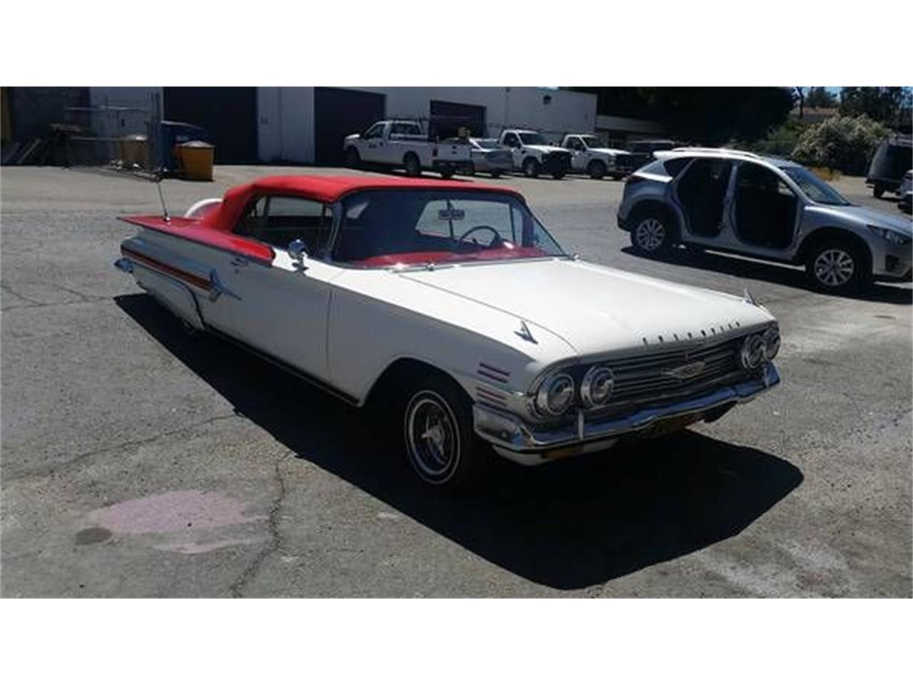 1960 Chevrolet Impala For Sale Classiccars Com Cc 1125625