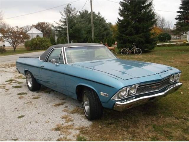 Picture of '68 Chevrolet El Camino located in Michigan - $16,495.00 Offered by  - O4JK