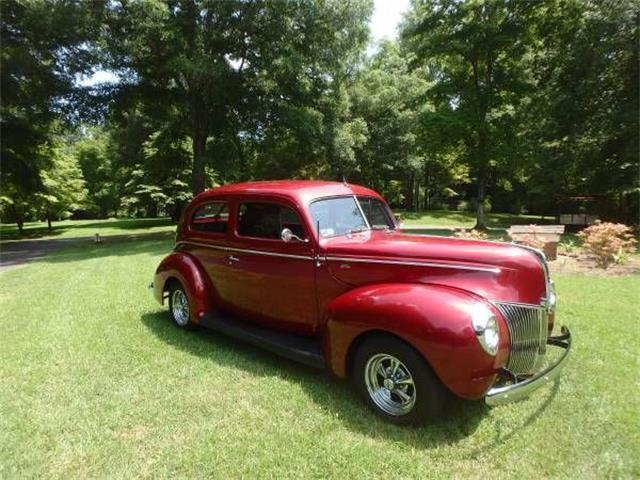 Picture of Classic 1940 Ford Sedan located in Cadillac Michigan - $34,495.00 Offered by  - O4KN