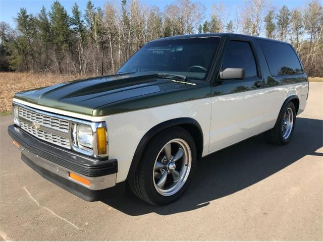Picture of '84 Blazer - O4KR
