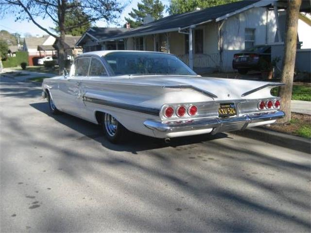 1960 Chevrolet Impala For Sale On Classiccars Com Pg 2
