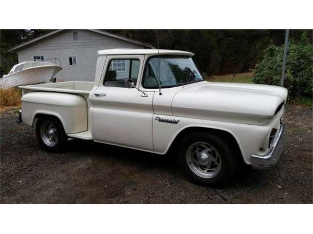 1960 Chevrolet C10 For Sale On Classiccars Com