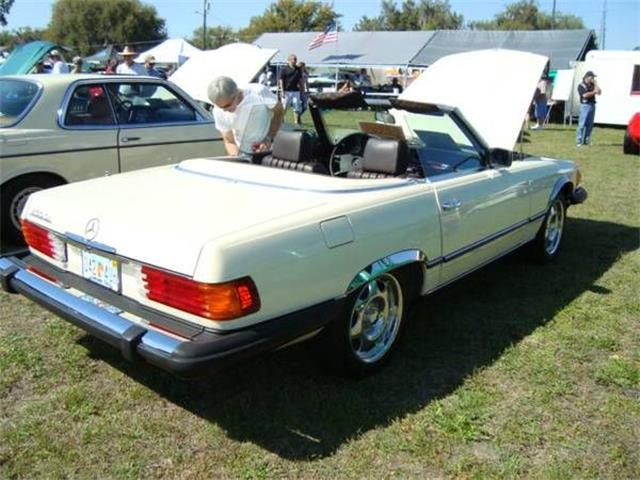 Picture of '80 450SL - O4LS