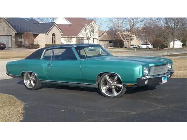 Picture of Classic 1970 Chevrolet Monte Carlo - $15,995.00 - O4MB