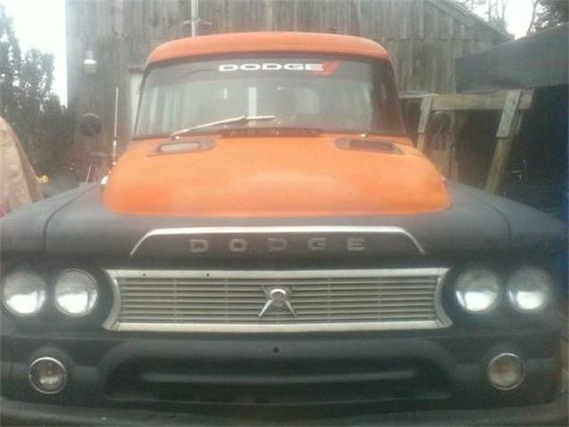Picture of '61 Dodge Power Wagon located in Michigan Offered by  - O4MW