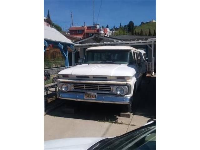Picture of '62 Suburban - O4N6