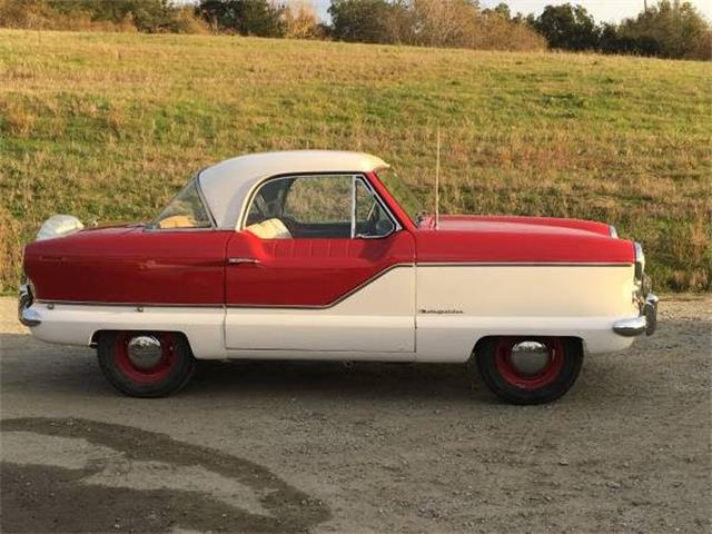 Picture of '62 Nash Metropolitan located in Cadillac Michigan - O4N9