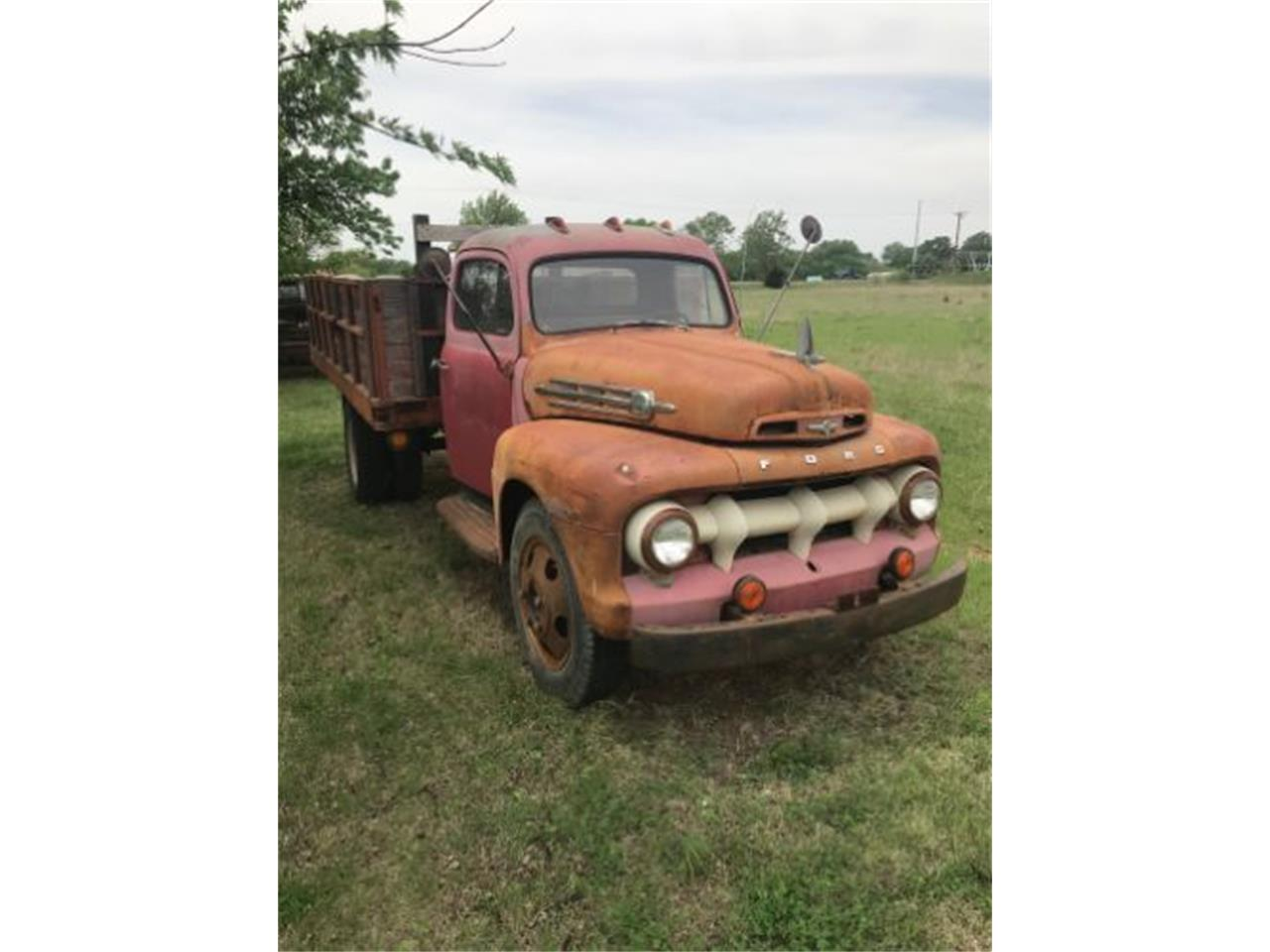 Large Picture of '50 Pickup - O4NK
