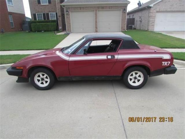 Picture of '76 TR7 - O4NU