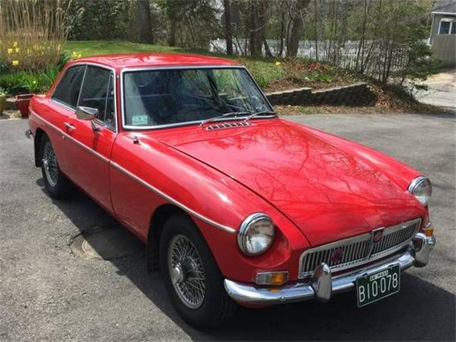 Picture of '66 MGB - O4OM