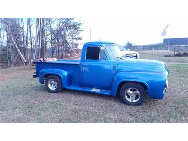 Picture of '53 F100 - O4PB