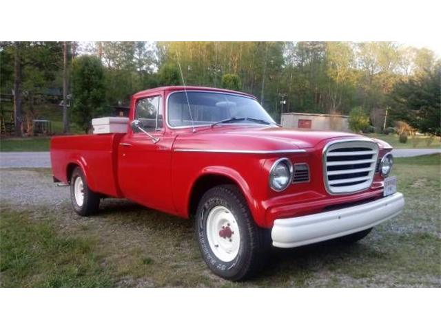 Picture of Classic '62 Studebaker Champ - O4PC