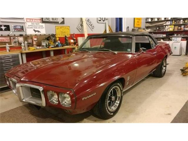 Picture of '69 Firebird - O4PN