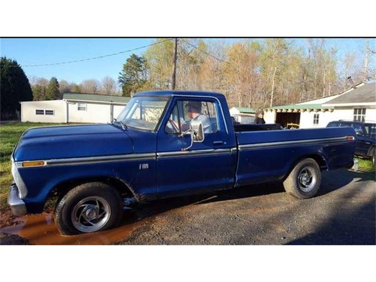 Large Picture of '74 F100 - O4Q3