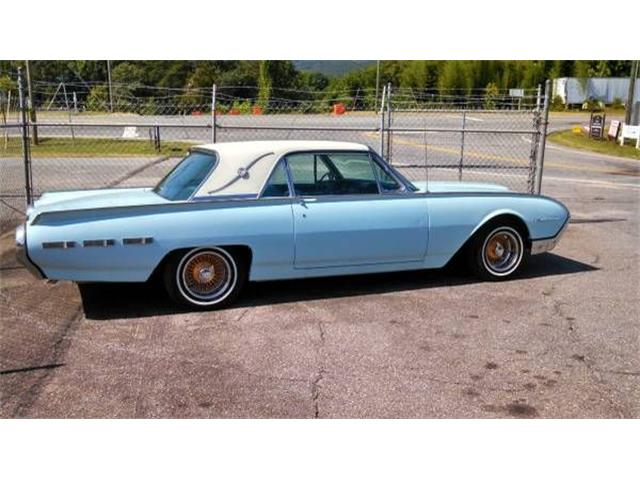 Picture of '62 Thunderbird - O4Q4