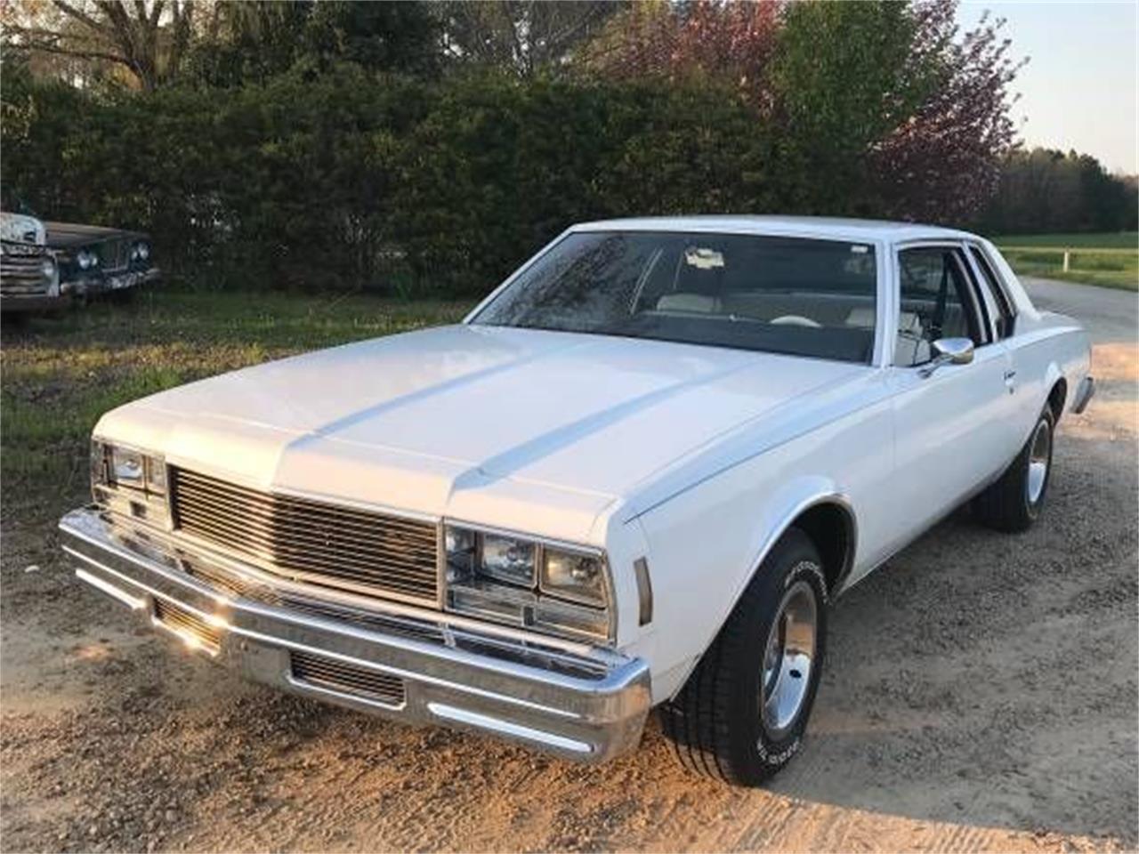 For Sale 1977 Chevrolet Impala In Cadillac Michigan