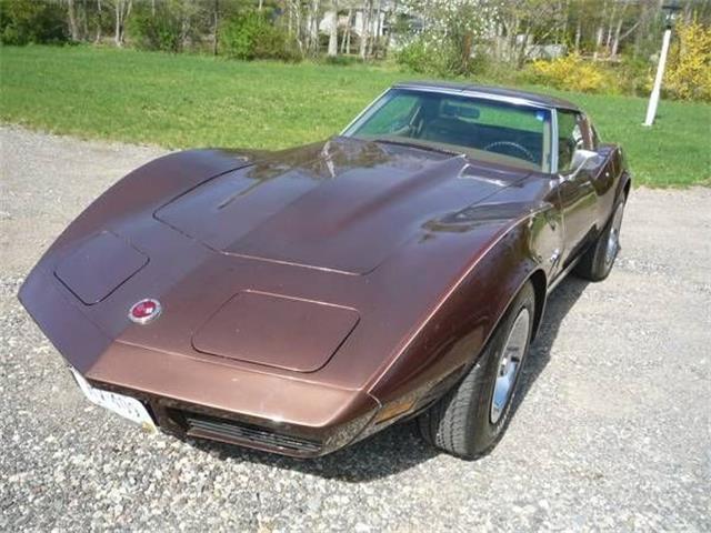 Picture of '74 Corvette - O4R8