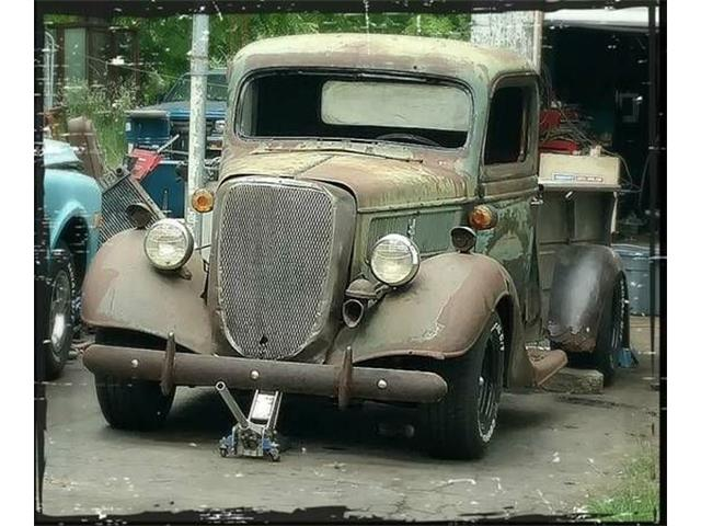 Picture of '37 Rat Rod - O0NK