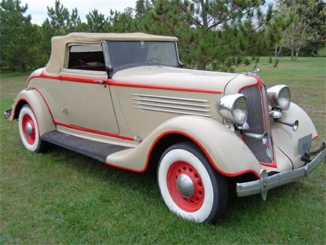 Picture of '34 Convertible - O4RW