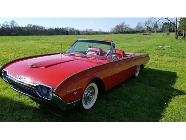 Picture of '62 Thunderbird - O4SY