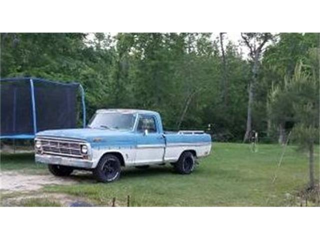 Picture of '69 F100 - O4T1