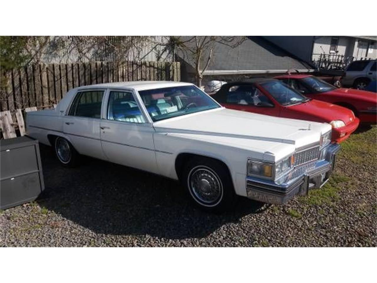 Large Picture of '78 DeVille - O4U9