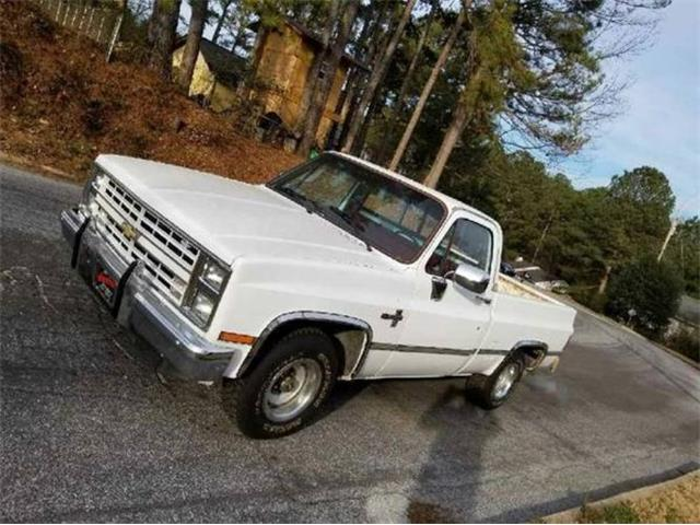 Picture of '86 Chevrolet C10 located in Michigan - $12,395.00 Offered by  - O4UH