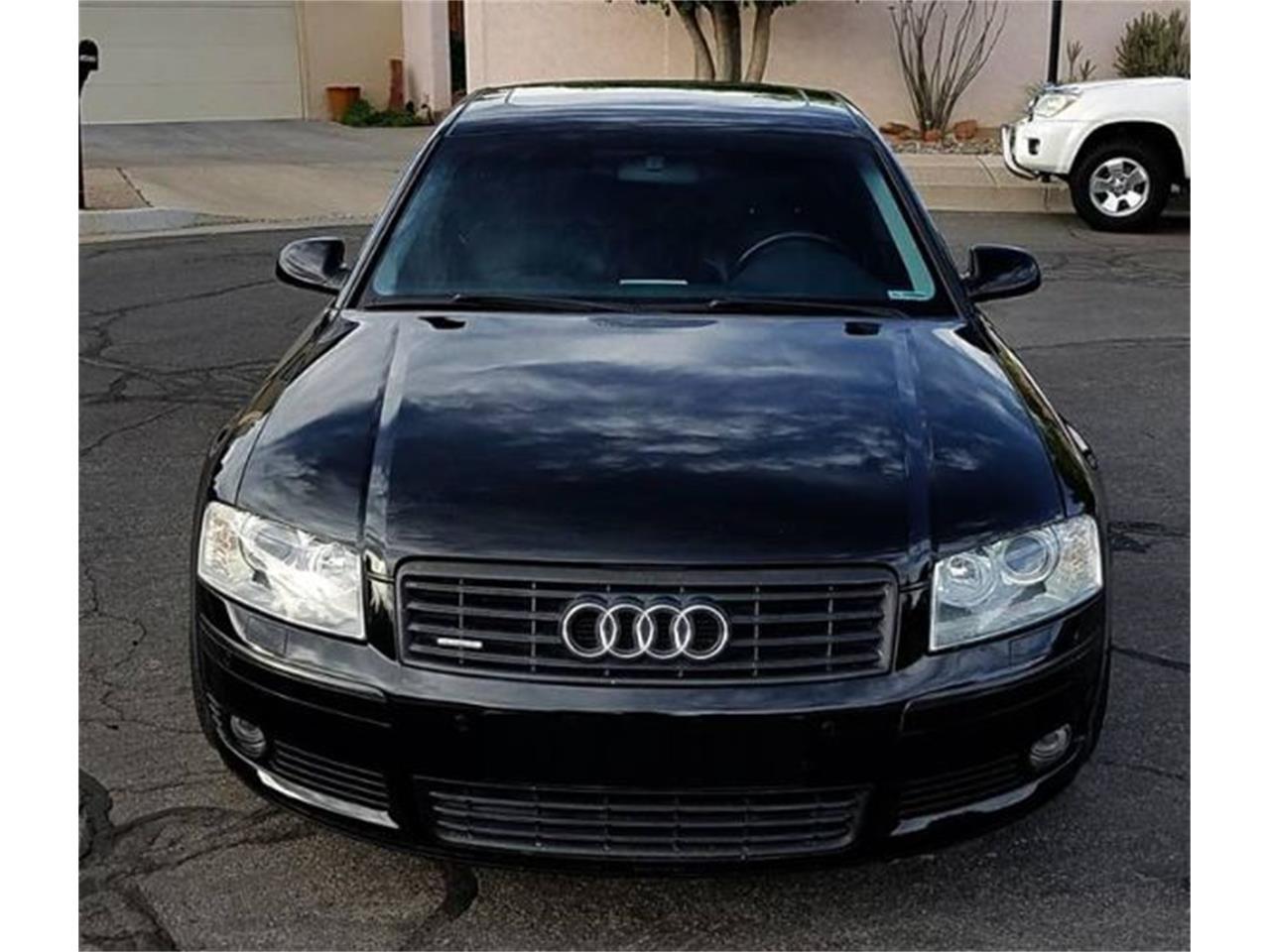 Large Picture of '05 Audi A8 located in Michigan - O4UQ