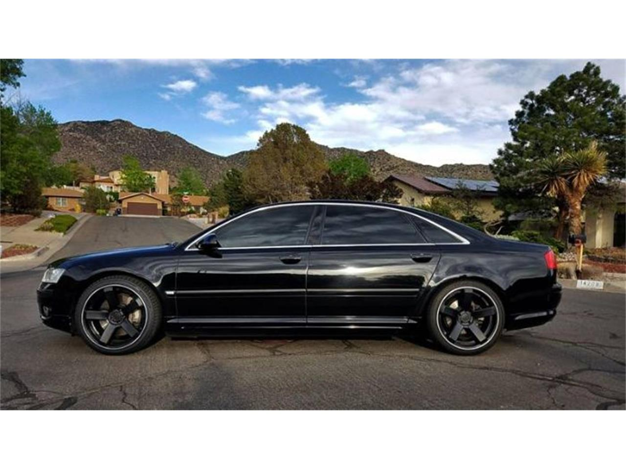 Large Picture of 2005 Audi A8 located in Cadillac Michigan Offered by Classic Car Deals - O4UQ