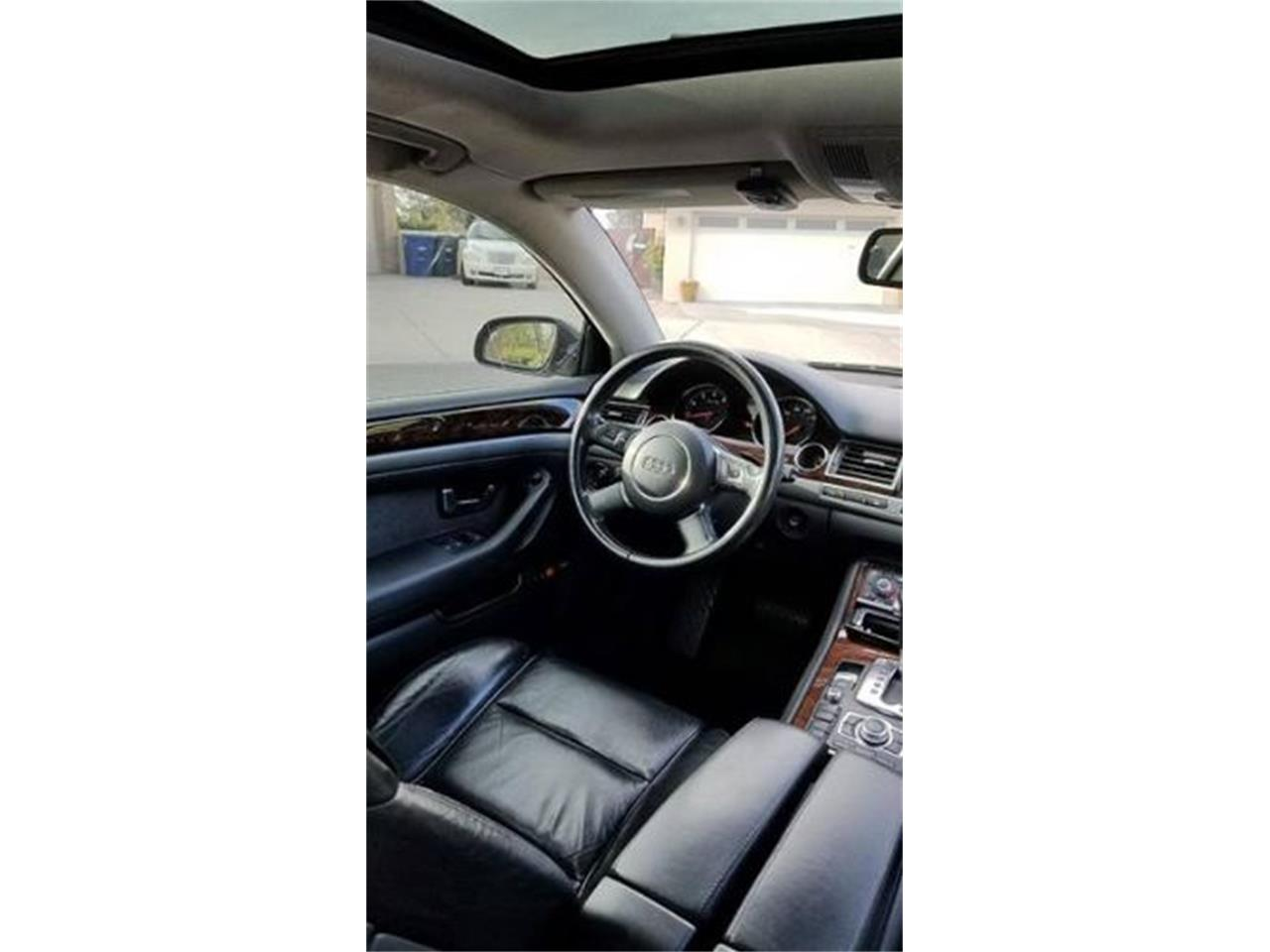 Large Picture of 2005 Audi A8 located in Cadillac Michigan - $14,995.00 Offered by Classic Car Deals - O4UQ