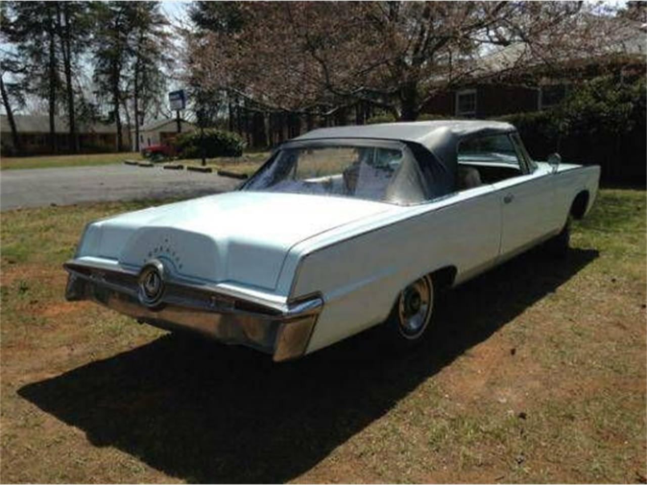 Large Picture of 1965 Chrysler Imperial located in Michigan - O4V0