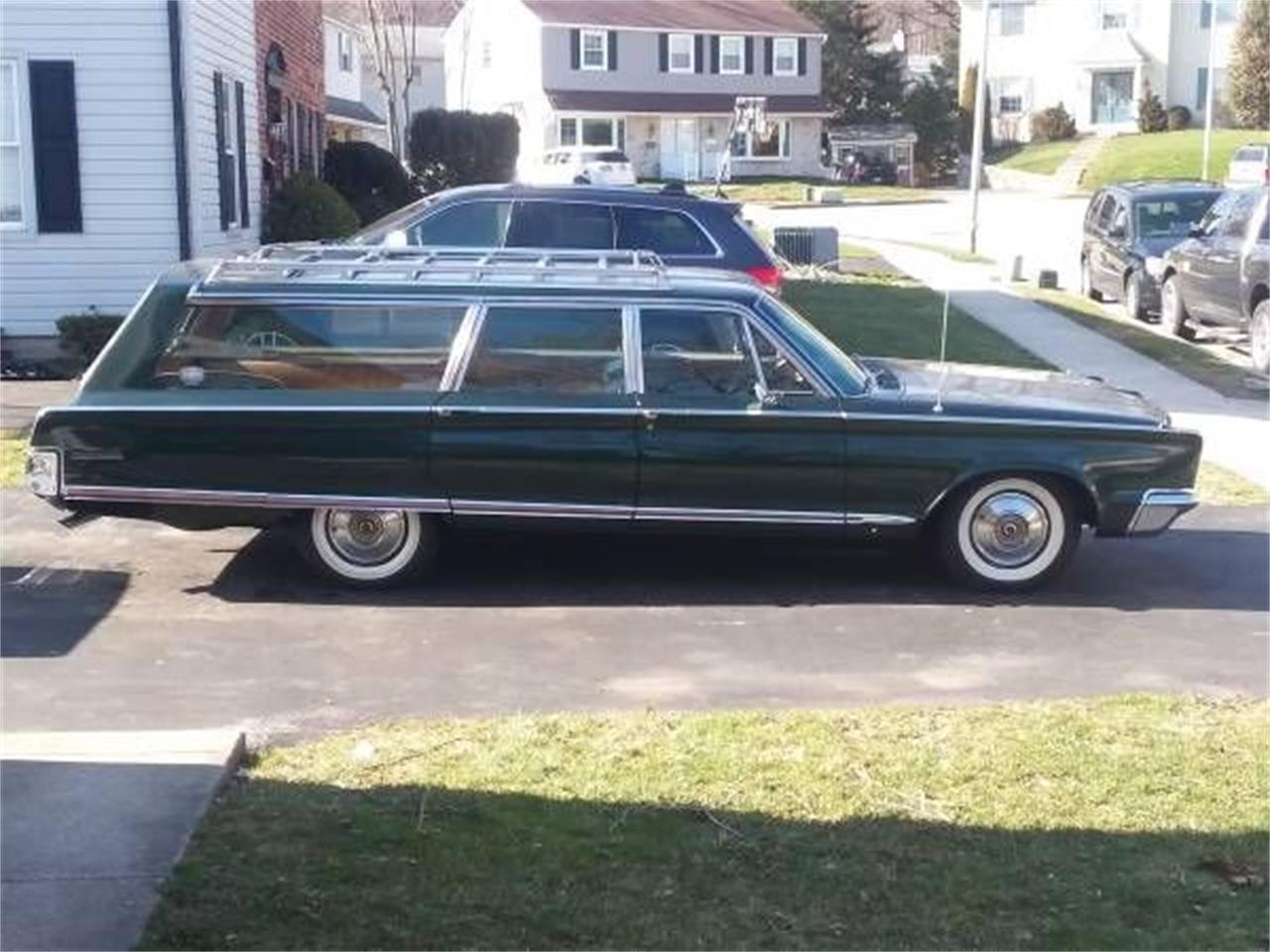 Large Picture Of 1966 Chrysler Town Country 24 895 00 Offered By Clic Car Deals