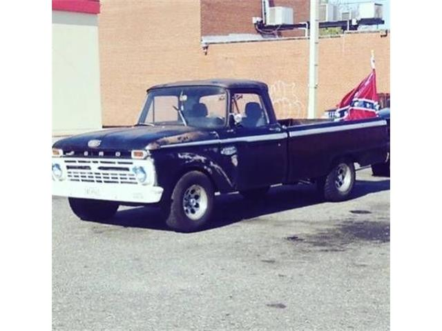Picture of '66 F100 - O4VA