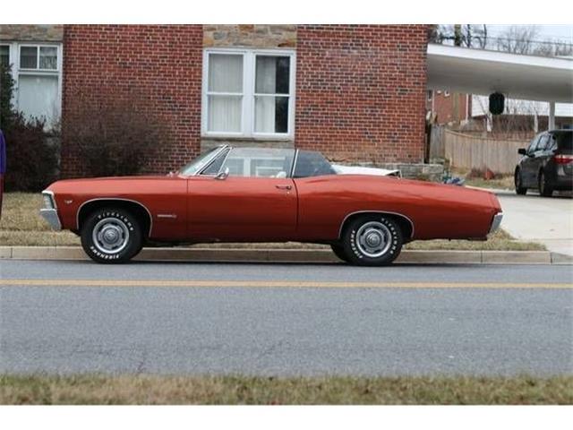 Oppdatert 1967 Chevrolet Impala for Sale on ClassicCars.com JV-81