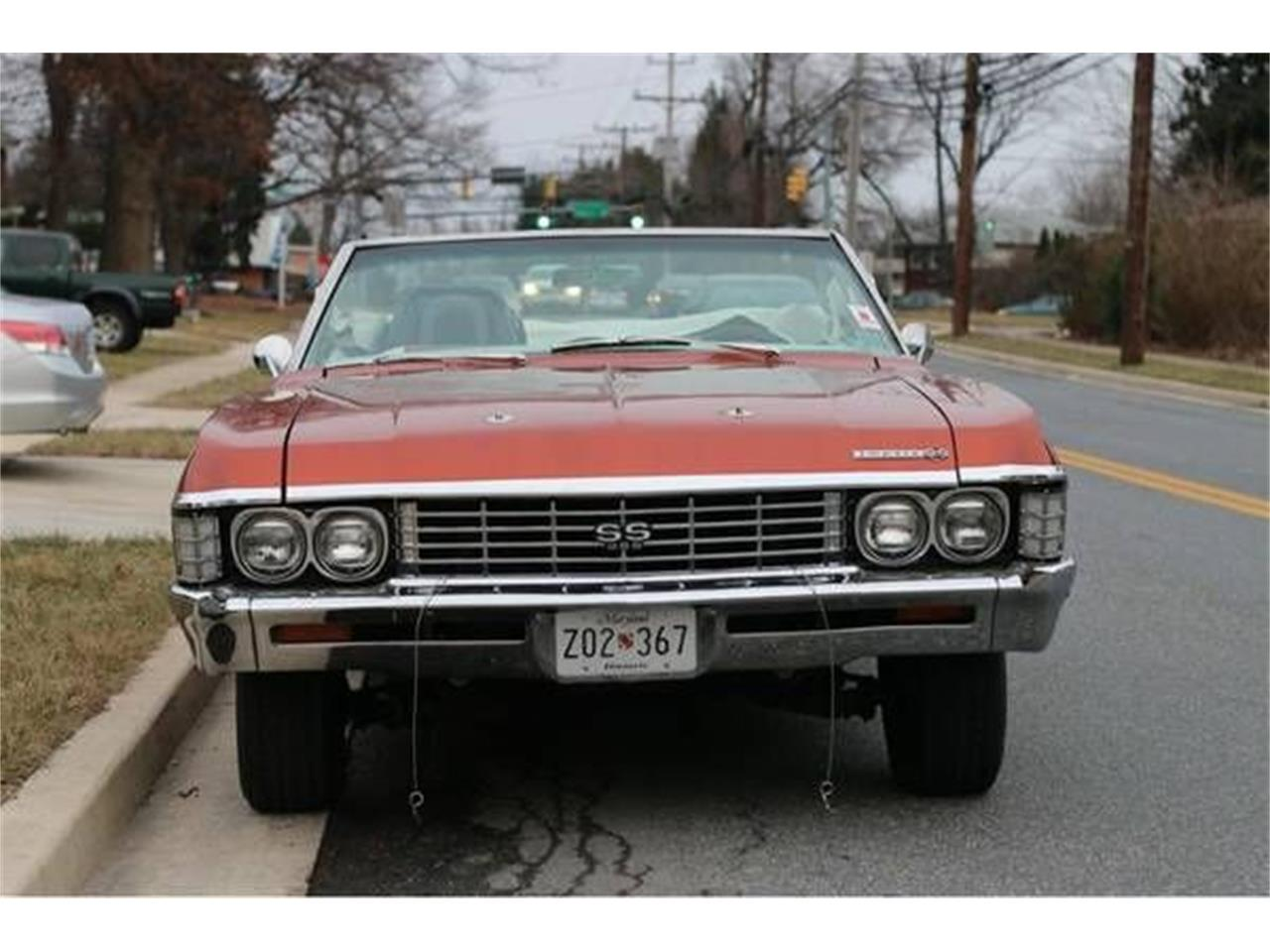 Large Picture of '67 Impala - O4VH
