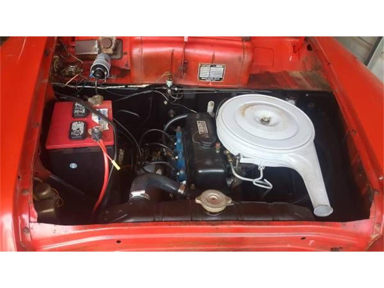 Large Picture of '63 1200 - O4VX