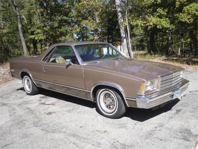 1979 Chevrolet El Camino For Sale On ClassicCars