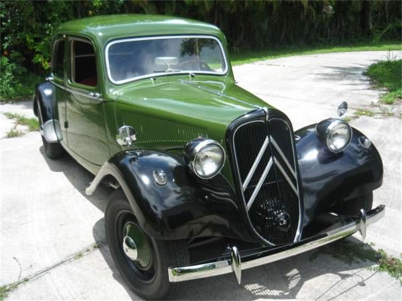 Good First Cars Under 5000 >> 1953 Citroen Traction Avant for Sale | ClassicCars.com ...