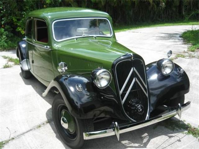 Picture of Classic 1953 Citroen Traction Avant - $22,495.00 - O0O1