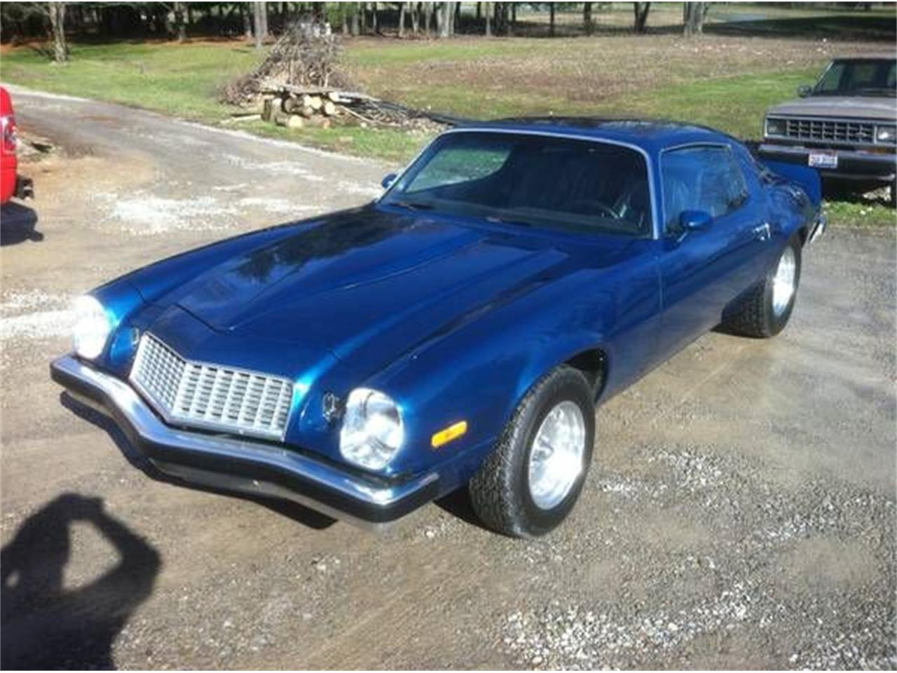For Sale 1975 Chevrolet Camaro In Cadillac Michigan