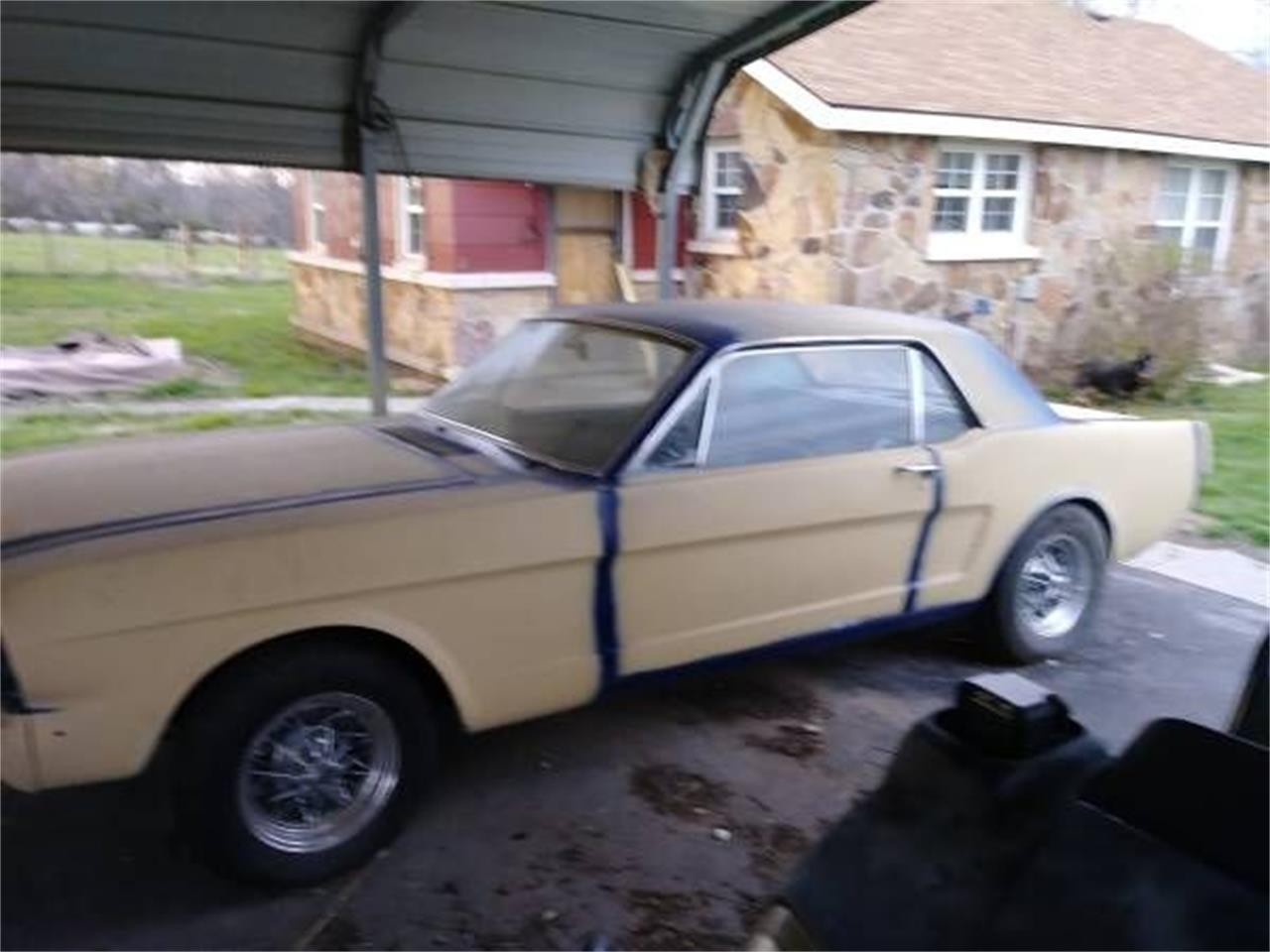 Large Picture of '65 Mustang - O4XF