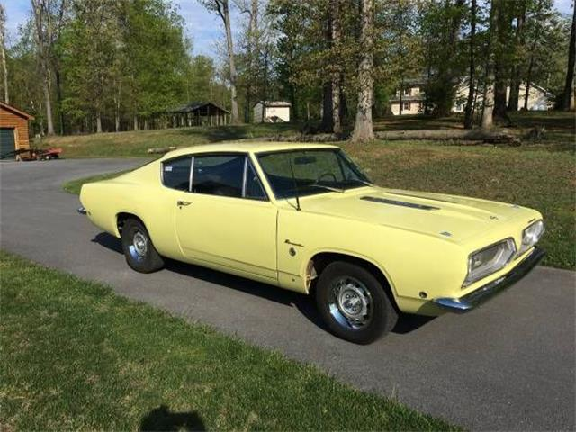 Picture of '68 Barracuda - O4XH