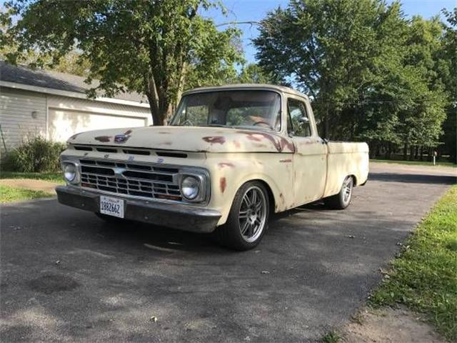 Picture of '64 F100 - O4Y4