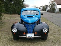 Picture of '39 Plymouth Custom located in Cadillac Michigan Offered by Classic Car Deals - O0O8