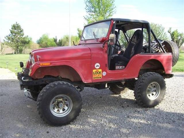 Picture of Classic '73 Jeep CJ5 Offered by  - O4YF