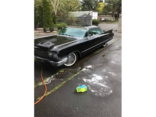 Picture of '60 Coupe DeVille located in Cadillac Michigan - $40,995.00 - O4YJ