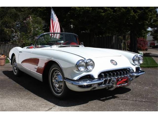 Picture of '60 Corvette - O4YL
