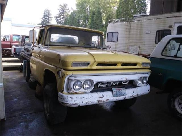 Picture of '61 GMC C/K 10 located in Cadillac Michigan Offered by  - O4YP
