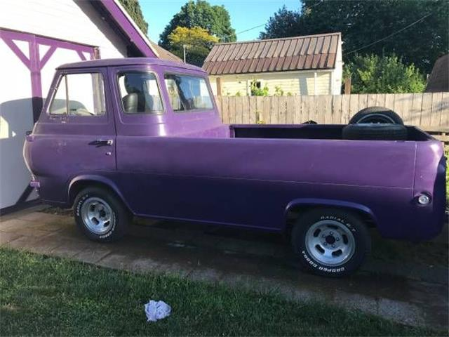 Picture of '62 Econoline - O4YT