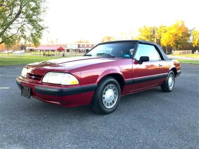 Picture of '89 Mustang - O504